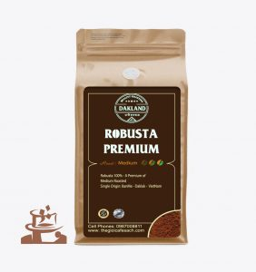 Robusta Roasted Coffee 1kg
