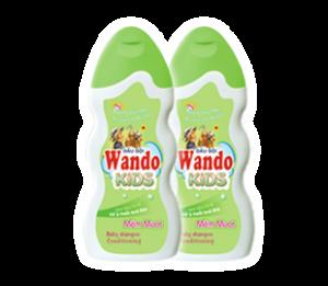 Wando Shapoo Bottle