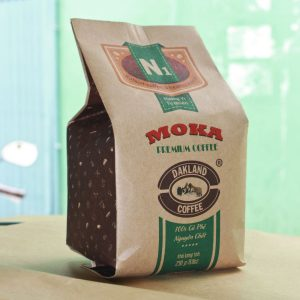 Moka Roasted Coffee  1kg