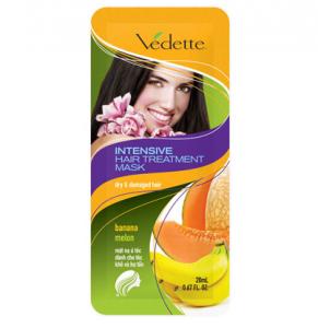 Intensive hair treatment mask banana melon 20ml