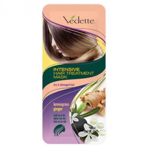 Intensive Hair Treatment Mask Lemongrass ginger 20ml