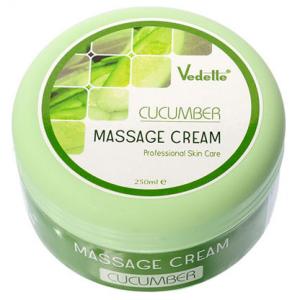 Cucumber massage cream professional skin care 250ml