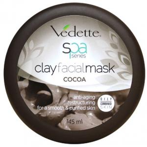 Spa Series Clayfacialmask cocoa 145ml