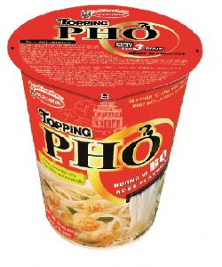 Topping Pho Beef Flavour