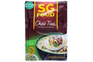 Instant Porridge eel with green peas 270g