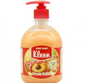Hand Wash Kleen Peach Bellini 500ml