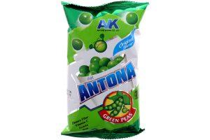 Antona Green Peas Original Flavour Bag 40g