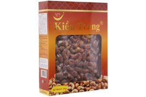 Cashew Nut Taste Salt Paper Box 500g