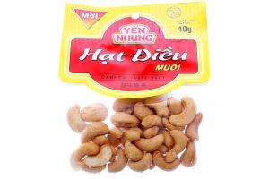 Cashew Taste Salt 40g