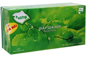 Nano Facial Tissue Premium Quality 1500 sheet 2 ply