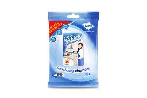 Nano Tissue Wipe Clean For You 30pcs
