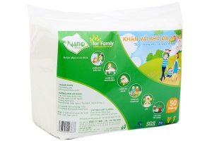 Nano Multipurpose Tissue For Tissue 50 sheets