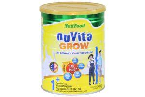 Milk Powder Nuvita Grow 1+ 900g (children 1-3 year old)