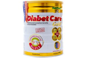Milk Powder Diabet Care Gold NutiFood Can 900g