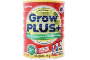 Grow Plus Nutritionfood for children over 1 year old