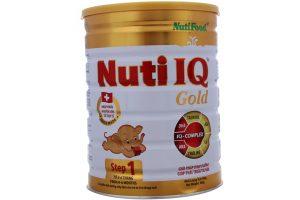 Milk Powder Nuti IQ Gold Step 1 900g (Children 0- 6 months)