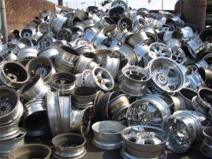 Aluminum scrap 02