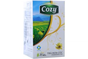 Cozy Chamomile tea 40g (20 sachet)