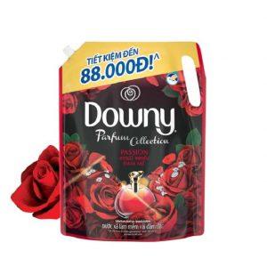 Fabric Softener Downy Passion 2.4Lx 4bag