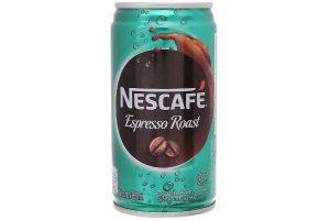 Nescafe Espresso Roast can 180ml