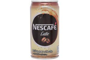 Nestcafe Latte Ready to Drink Coffee