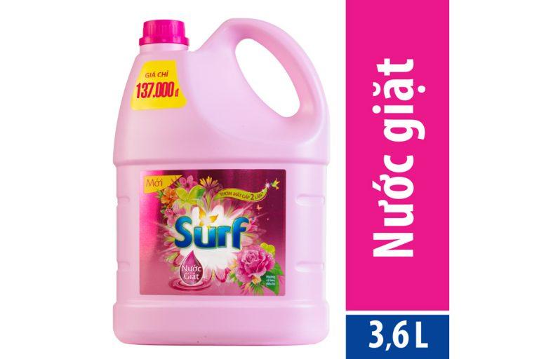 Surf Liquid Detergent
