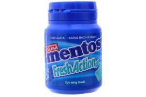 Mentos Fresh Action Mint 56g