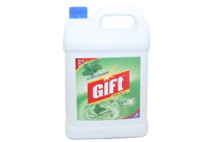 Clean Flooring Gift 2x concentrade Mint Flavor can 4kg