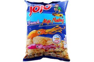 Snack Jojo grilled squid 40g