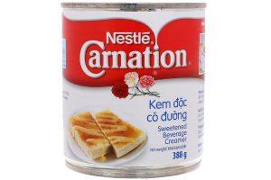 Nest Carnation Sweetened Beverage Creamer 388g