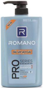 Romano Pro Series Shampoo 650g