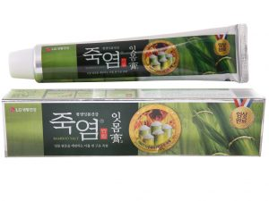 Bamboo Salt Take Care Of The Gums 140g
