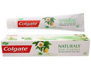 Colgate Toothpaste Naturals Gum Comfort 180g