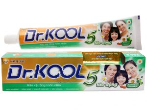 Dr. Kool Toothpaste Five Impacts 200g