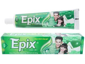 Epix toothpaste 140g