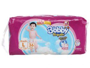Bobby Pants Size L 9 – 13kg 36 pcs