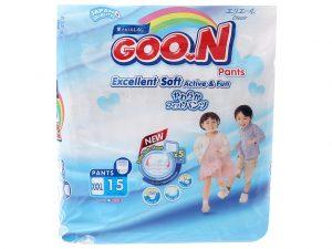 Goon Excellent Soft Pants Size XXXL 18 – 30kg 15 pcs