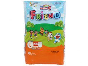 Goon Friend Pants Size L 9 – 14kg 48 Pcs