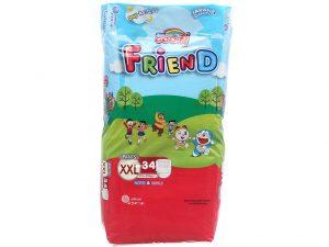 Goon Friend Pants Size XXL 15 – 25kg 34 Pcs