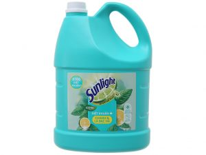 Sunlight Extra Dishwash Lemon and mint 3.8kg