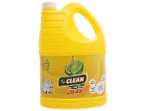 DPClean 4X Dishwash Lemon 3.8l