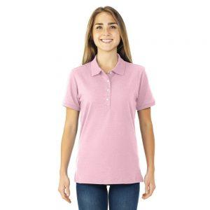 Sovina Ladies 5.6 oz Jersey Polo with SpotShield 437W