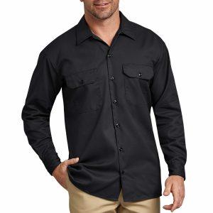 Sovina Mens Long Sleeve Work Shirt