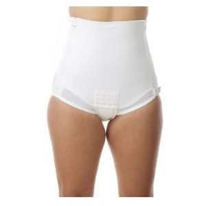 Women Hernia Support and Pain Relief Brief 2X