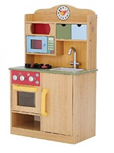 High Quality & Best Price wooden funny children's toy kitchen set wood