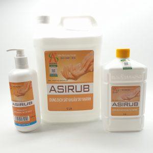 Asirub Bactericidal Dry Hand Wash 500ml