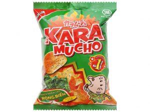 Potato snack  Karamucho Spicy Nori Seaweed flavor  – 44g