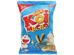 Corn snack Koimucho butter garlic flavor – 36g