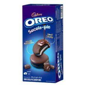 Cadbury Oreo Socola- Pie Marshmallow 180g( 6sachetx30g)